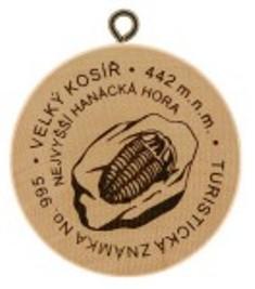Známka Kosíř